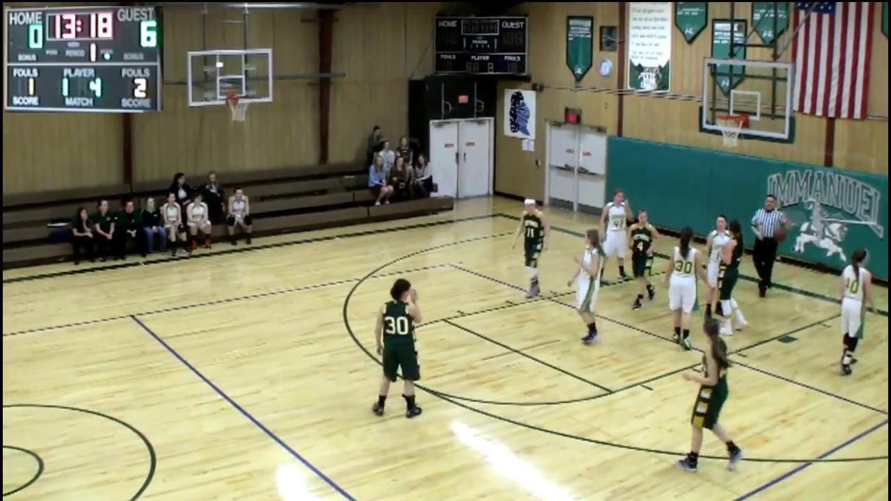 Jv girls basketball vs melrose mindoro 1 19 17 youtube for Basketball store milano