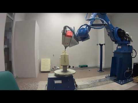 ROBOT MILLING #002 - Eureka Virtual Machining 8.1