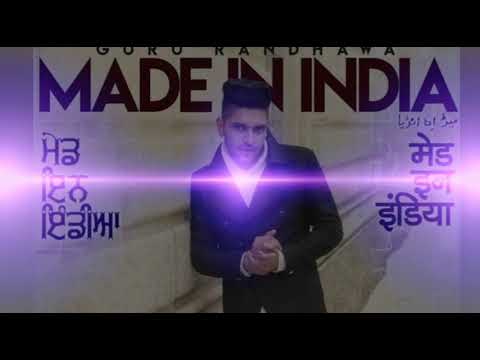 Raj Kamal Basti jaisa Made In INDIA Guru Randhawa new song 2019 full mp3  Sudhakar Dj hi teck gkp