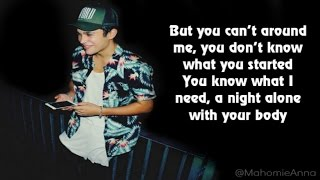 Austin Mahone - Put It On Me ft. Sage The Gemini (Lyrics)