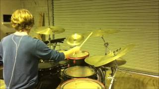 This Is Living Hillsong Young and Free Drum Cover
