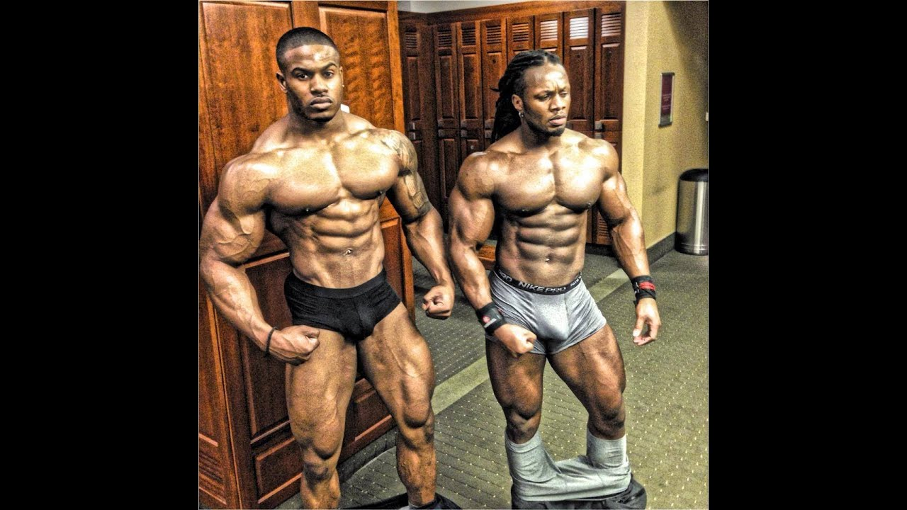 Simeon Panda - Lifetime Natural Bodybuilder (Polygraphed