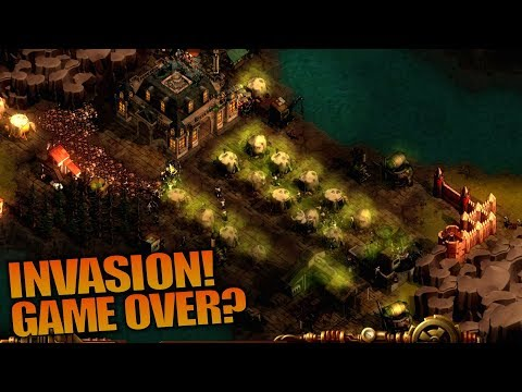 INVASION! GAME OVER? | They Are Billions | Let's Play Gameplay | S02E04