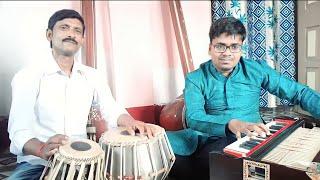 पान खाए सैंया हमारो- धुआँधार हारमोनियम वादन | One Of The Best Harmonium Player Pushkar Sir
