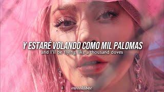 Lady Gaga • 1000 DOVES (PIANO DEMO)   Letra en Español e Inglés