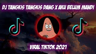 Download DJ TANGKIS TANGKIS DANG X AKU BELUM MANDI    VIRAL TIKTOK 2021