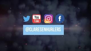 Clare team v Cork (Munster Championship 2018)