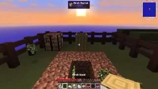 Minecraft - Agrarian Skies 1.6.4 - I DISPERSI - Fabbrichiamo Terra - W/Ulisse1996 #1