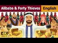 Alibaba And 40 Thieves in English | English Story | Fairy Tales in English | English Fairy Tales