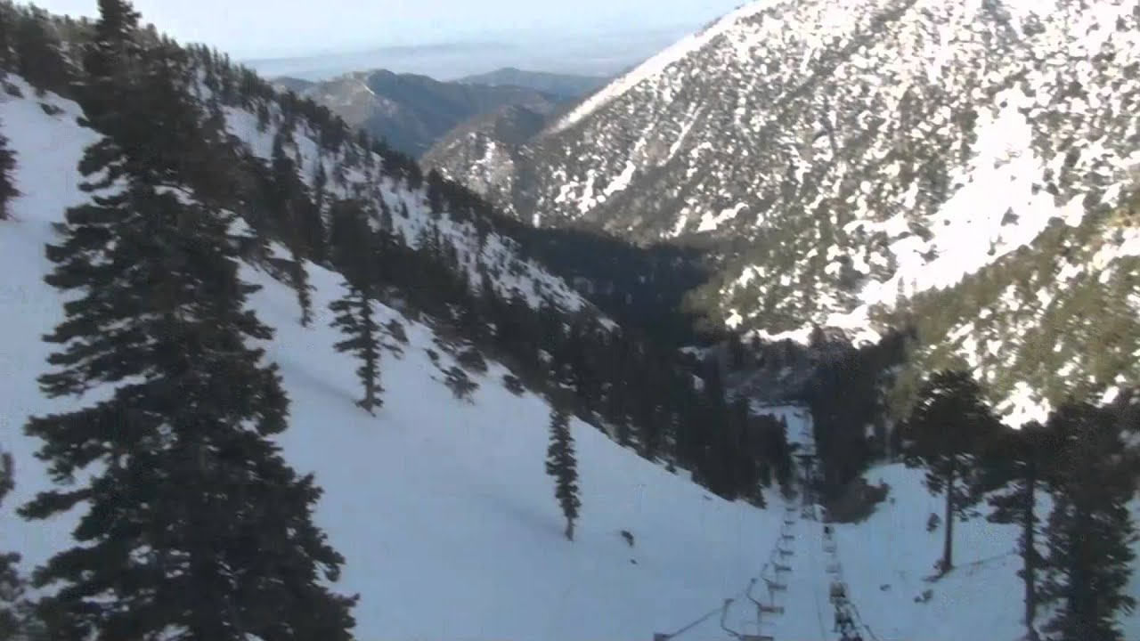 Mt Baldy Hardcore Presents Tower 9 Chair 1Mp4 - Youtube-5217