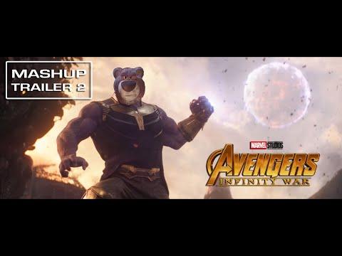 Avengers Infinity War   Toy Story 3 - [Mashup] Trailer 2