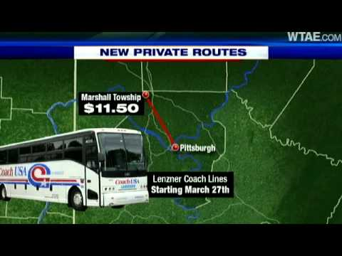 Private Bus Company Looks To Capitalize On Port Authority Cuts