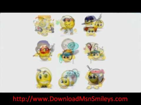 Talking Emoticons And Smileys Funny... 3d,animated!