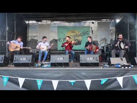 Portherhead.  Live at TraidPhicnic, Spiddal 2016