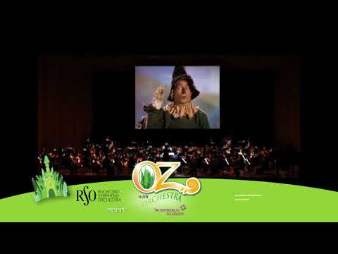 Rockford Symphony Orchestra presents Oz with Orchestra