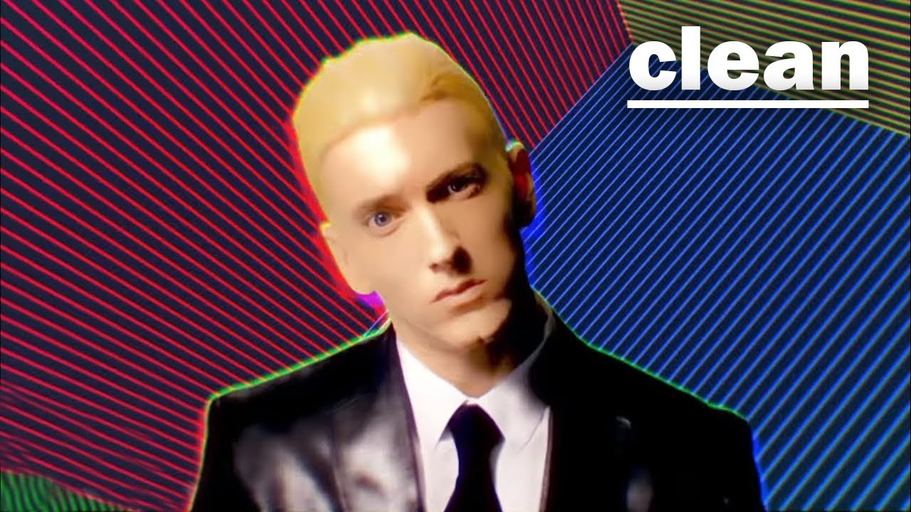 Eminem - Rap God (Clean)