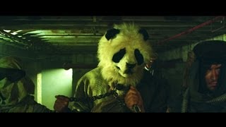 Wastelander Panda: Arcayus & Akira