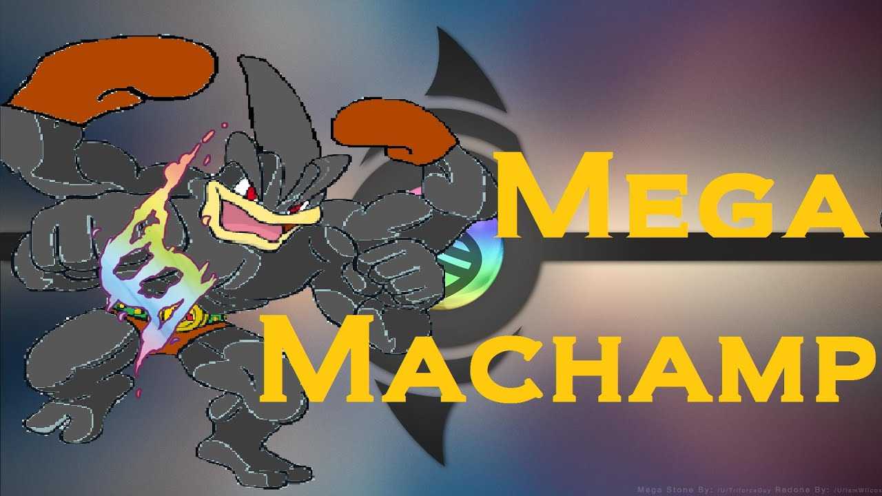 Machamp (Pokémon) - Bulbapedia, the community-driven ...