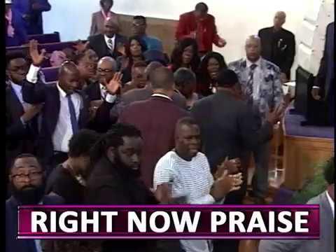 Fresh Anointed Praise Break @ The Apostolic Mecca