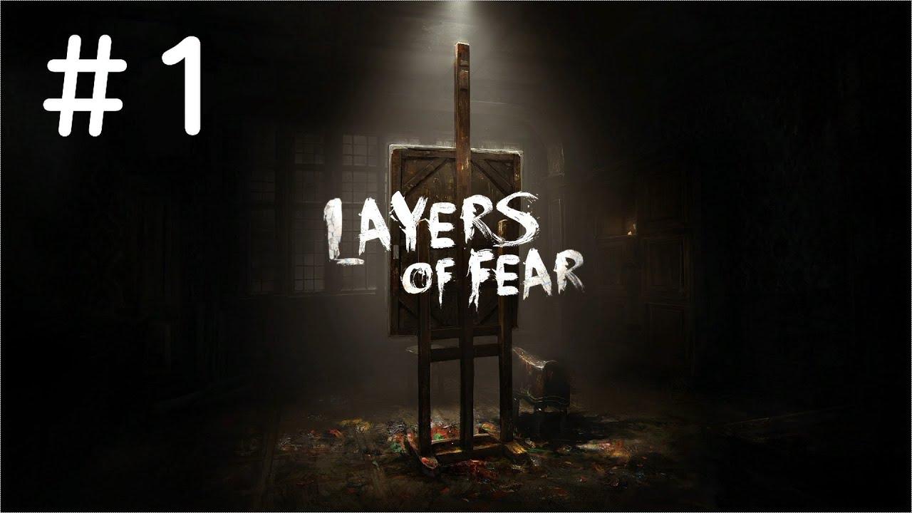 #1【ホラー】Layers of Fear【PS4】実況プレイ