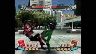 Kamen Rider Dragon Knight (Wii) Review