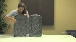 Rockland F151 Vision Light Hardside Spinner Carry-On Luggage Thumbnail