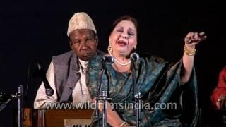 Farida Khanum, Malika-e-Ghazal (Queen of Ghazal) - Pakistani Classical Singer from Pakistan