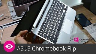 ASUS Chromebook Flip (Computex 2015)