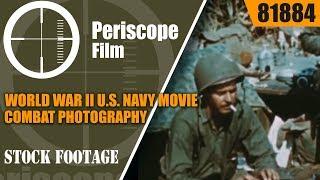 WORLD WAR II U.S. NAVY  MOVIE COMBAT PHOTOGRAPHY & FILMMAKING  SUNSET IN THE PACIFIC 81884