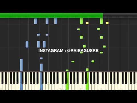 ADU RAYU - YOVIE, TULUS, GLENN Piano Tutorial