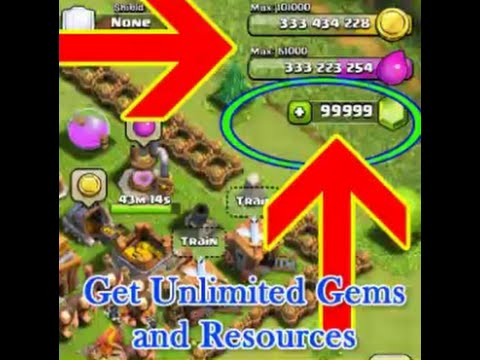 How To Get Free Gems On Clash Of Clans [No Survey]