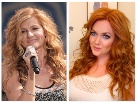 Connie Britton Quot Nashville Quot Spiral Curls Hair Tutorial