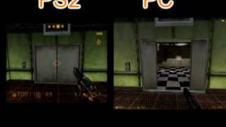 Half Life PS2 and PC Differences
