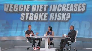 Vegan Diet Linked to Stroke Risk?