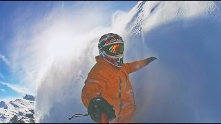 Альпы Франции: Зимний спорт