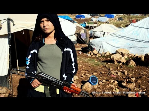 Mount Sinjar's Yazidis Are Armed And Ready For The Fight Against ISIS