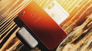 Redmi Note 5 Pro vs Oppo F7 Camera Comparison