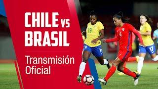 EN VIVO   La Selección Femenina de Chile enfrenta a Brasil en La Serena