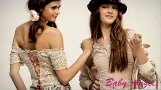 Follow us: http://www.babyangel.it - facebook: http://facebook.com/babyangelromantic, glamorous and fun: key words to describe the baby angel spring/summer 2...