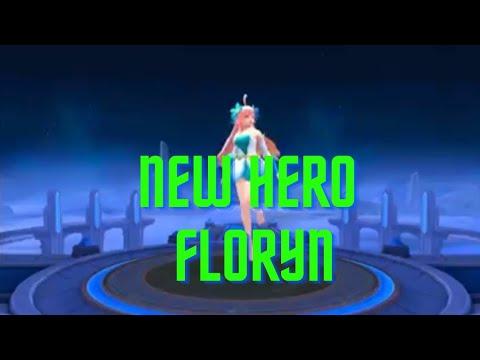 NEW HERO FLORYN