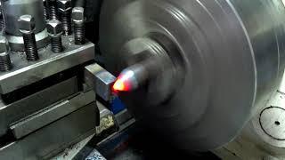 Работа с огоньком-обработка металла трением