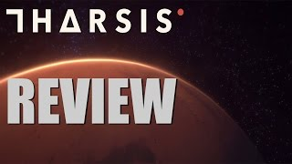 [SPACE GAMES] Tharsis REVIEW - Survival Card and Dice Game