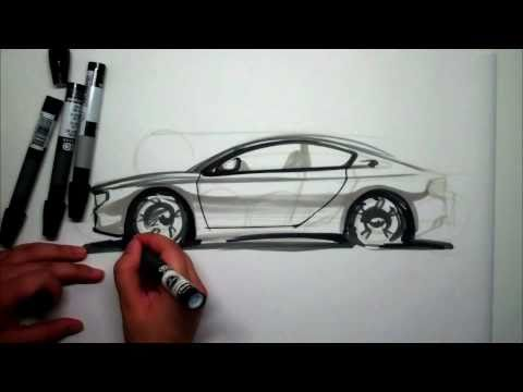 Tutorial proporciones de carro en vista lateral Videos De Viajes