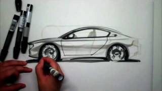 Tutorial proporciones de carro en vista lateral
