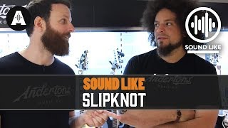 Sound Like Slipknot | BY Busting The Bank