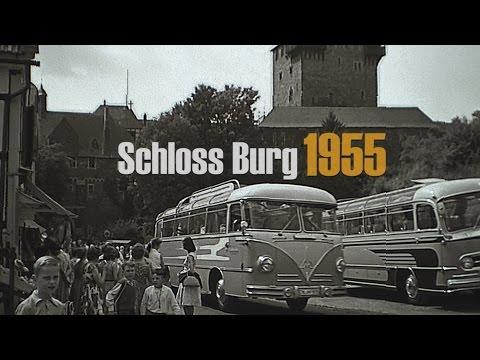 Schloss Burg - 1955 - Bergisches Land - Rheinland
