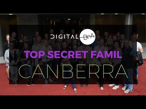Canberra's Top Secret 2017 familiarisation tour