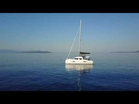 the ionian sea lagoon 42 idra X
