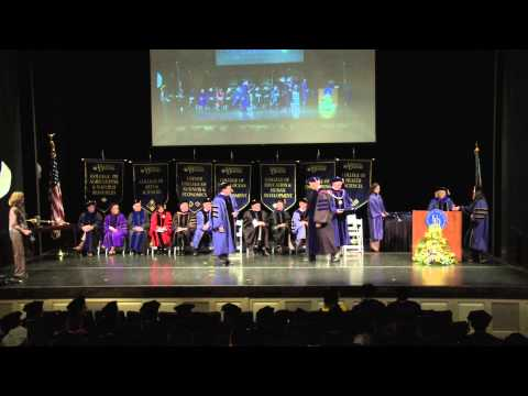 University Of Delaware Winter Doctoral Hooding