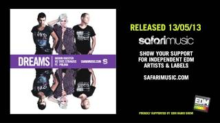 Mobin Master vs Tate Strauss ft Polina - Dreams (Safari Mix) with LYRICS